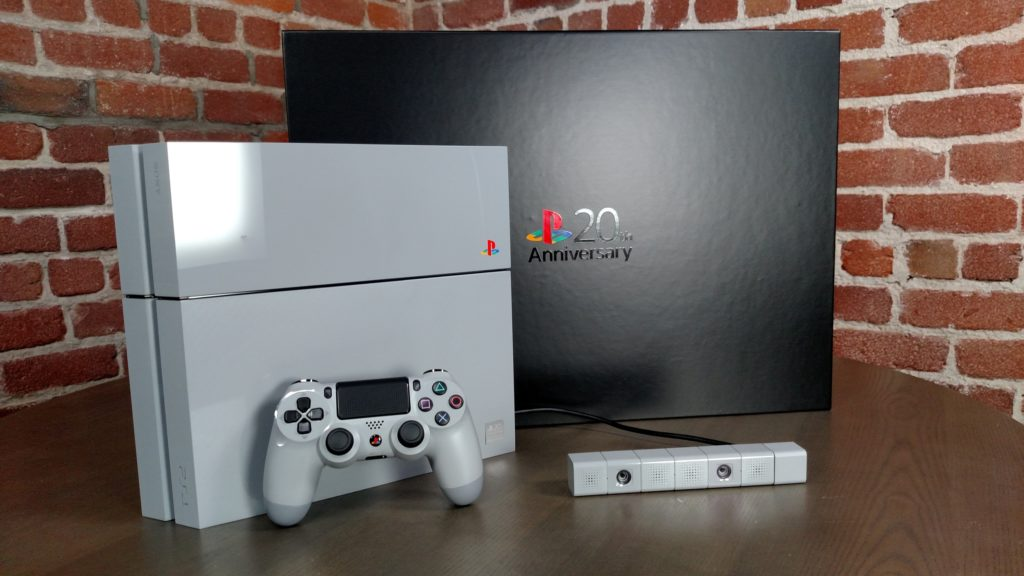 Sony's 20th Anniversary PS4