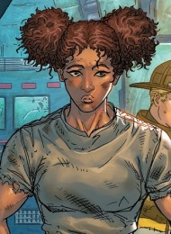 How Power Girl Character Transformed From Blond Girl to a Natural-Haired Black Teen
