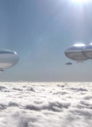 NASA's Plans For A Cloud City Above Venus Could Have People Living Like the Jetsons