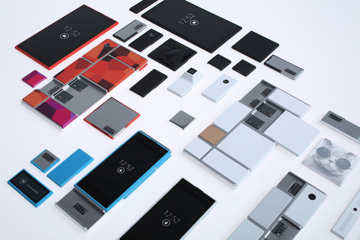 Google brings Phonebloks to life