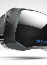 Oculus Rift Headset to Make Its Debut in 2016