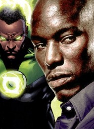 Could Tyrese Gibson Be the Next Green Lantern?