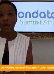 Ebi Atawodi From Uber Discusses How Technology Is Disrupting Nigeria for the Better