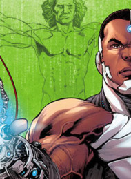 5 Interesting Things About DC's New Cyborg Storyline